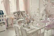 Идеи для комнаты девочки