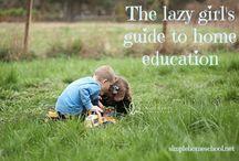 Homeschool Tips for Me