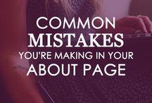 Abou Blogging Tips