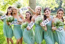 Alice's wedding ideas