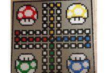 Hama Beads Gameboards