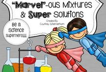 Teaching mixtures & solutions
