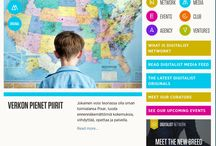 Digitalist Network / Screenshots