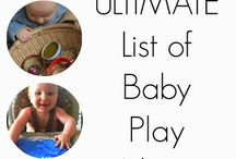 Addison's toddler bucket list / by Leigh Ingram