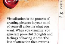Mental wellness / Everything from visualization, believing, meditation, gratitude and the like.