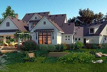 farmhouse plans! Beauty!
