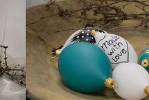 Velikonoční ozdoby / Velikonoce s ozdobami od www.glassor.cz