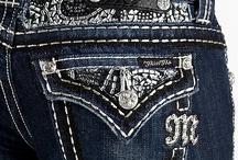 Fashion | Jeans & Belts / by Alyssa Davis