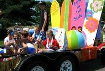 Parade ideas / by Cathy Grassl Chapman