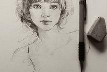 Dibujos lapiz