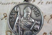 Medals  Rings Crosses
