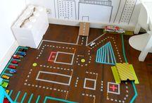 kids room washi