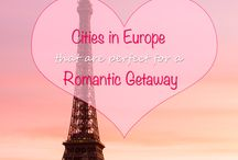 Travel Valentines Day / #travel #inspiration for #ValentinesDay #citytrips #roadtrips #sightseeing and more