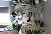 Kitchen / kitchen organization | storage | inspiration