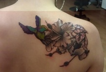 Tatted up / My ink plus ideas of future body art