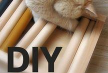 Katzen DIY Spiele