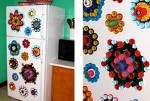Recycled items to make