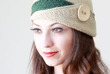 Knitting - hat, hood