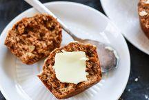 Healthier Muffins/Breads