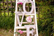 IDÉES POUR LE MARIAGE DE DOUDETTE / Pour le plus merveilleux des mariages