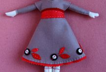 Doll ideas / by Connie Tognoli