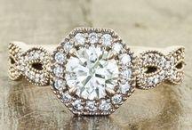 Wedding rings / by Tiffany Martin