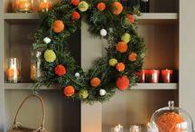 Orange Christmas