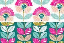 Schöne Muster