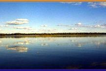 Blanche Lake, Minnesota is where I feel at home