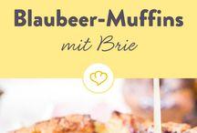 Muffin herzhaft