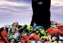Superhero Comic Stuff
