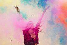 ● Colours