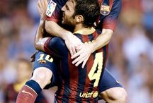 Barça / My favorite football team!