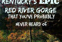 Hiking in Kentucky