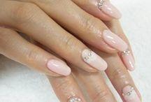 bruids nagels
