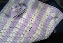 Crochet carseat blanket  / by Joanie Benninghofen Carter