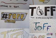 """Ontwerpen van leerlingen van het Alfrink College voor onze """"Logo Ontwerp wedstrijd""""! / Tot 1 juli 2016 hadden de leerlingen de tijd om hun ontwerpen in te leveren."""