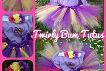 Custom made Tutus/Dresses or Sets / some of my creations