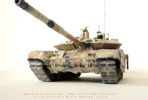 Victor Vostrikov 1/35 Models of Tanks and AFV