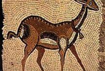 декоративное изображение животных