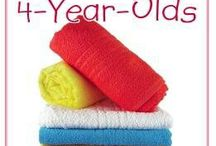Chore ideas for 4year olds