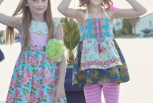 Girls attire / by Candice Cook