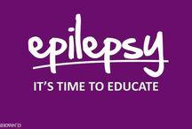 Epilepsy awareness / by Stephanie Jedlicka