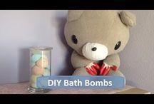 Bath Goodies / by Christy Cosentino