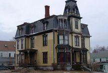 haunted homes