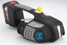 Flejadoras de bateria Plástico PP/PET / Flejadoras de bateria Plástico PP/PET