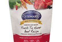 Stewart Pet Freeze Dried Food