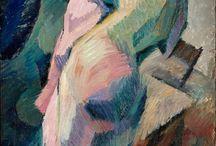 Painter I admier - Agnes Cleve