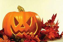 ideas para decorar la noche de Halloween / Algunas Ideas para crear ambientes terrorificos para el día y la noche de Halloween.  www.virginiaesber.es
