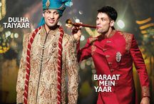 Indian Wear / Bring out the desiness in you.